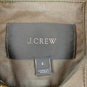 J. Crew Jackets & Coats - J Crew Downtown Field Jacket in Mossy Brown S